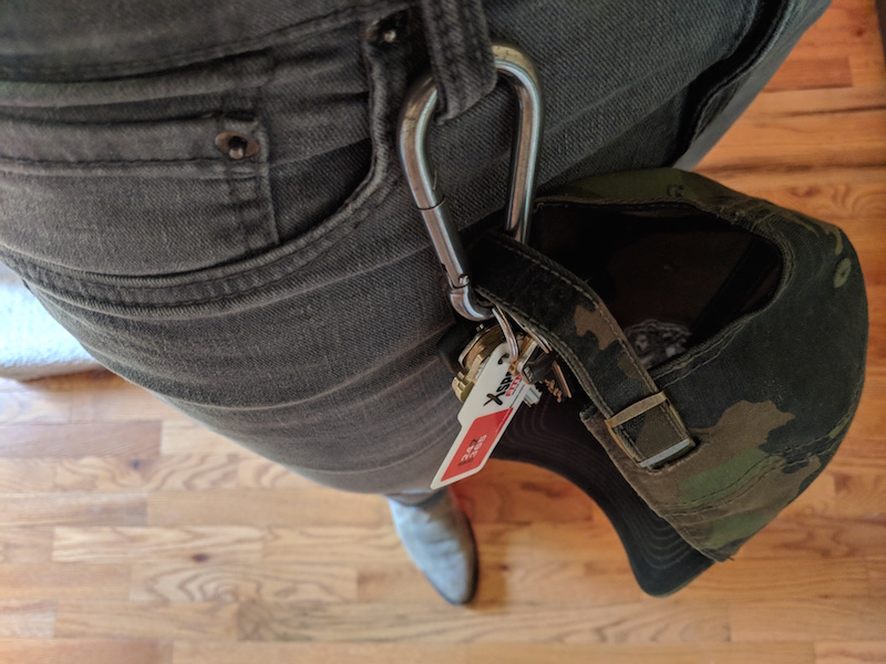 Why Carry A Carabiner Every Day?