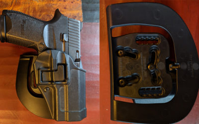 Blackhawk Serpa Sportster OWB: Holster Review