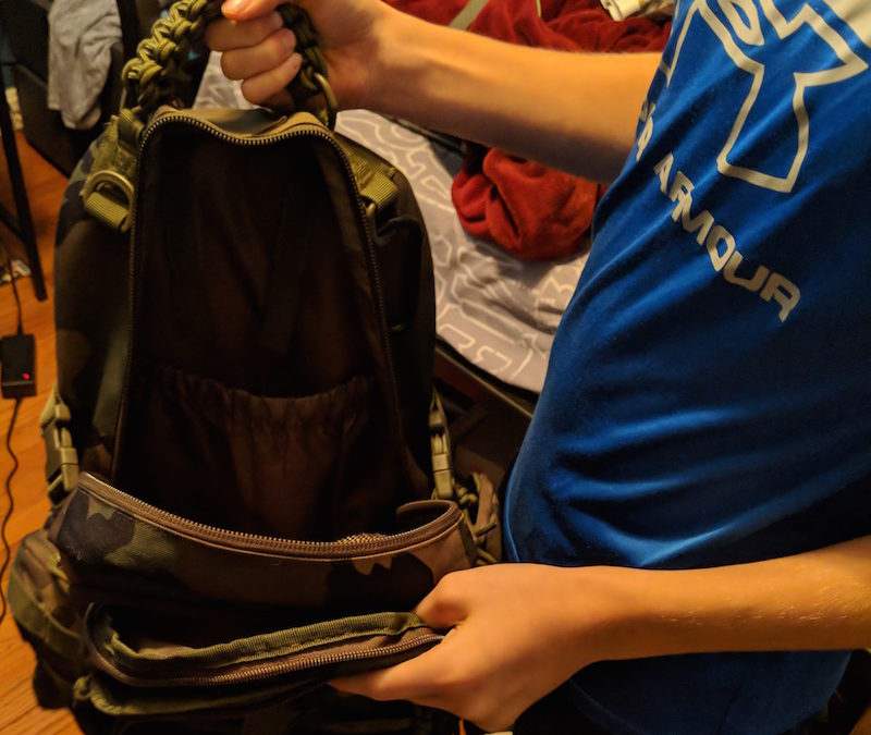 How To Develop an Everyday Carry Kit for Kids…Of All Ages