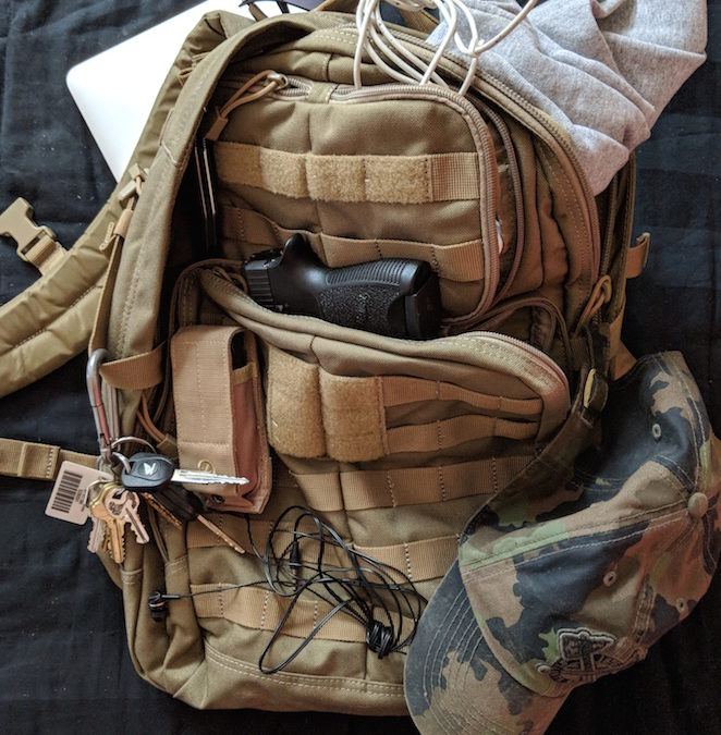 How To Set Up and Maintain an Everyday Carry Bag