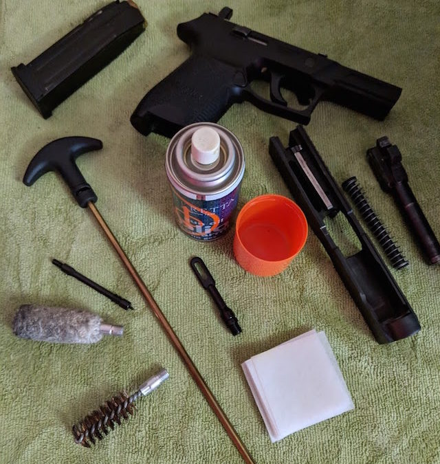 Essential Gun Cleaning Supplies And How To Use Them