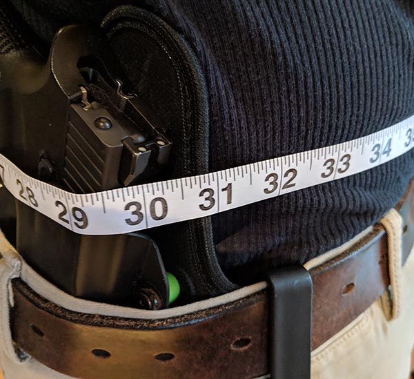Choosing Pants For Concealed Carry – Sizing and Other Considerations