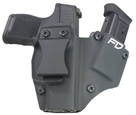 7 Best Holsters For The Sig Sauer P365 For Concealed Carry