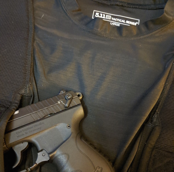 5.11 Tactical Concealed Carry Shirt: Apparel Review