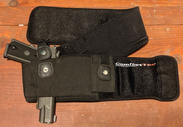 ComfortTac Ultimate Belly Band: Holster Review