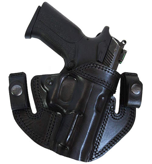 falco iwb and owb combination holster