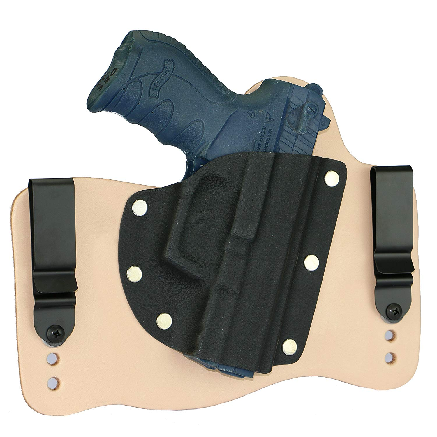 foxx adjustable iwb holster cream color