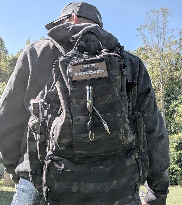 tru spec circadian backpack review - outdoor feature