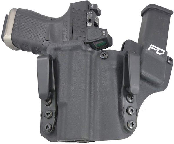 fierce defender aiwb side cart holster