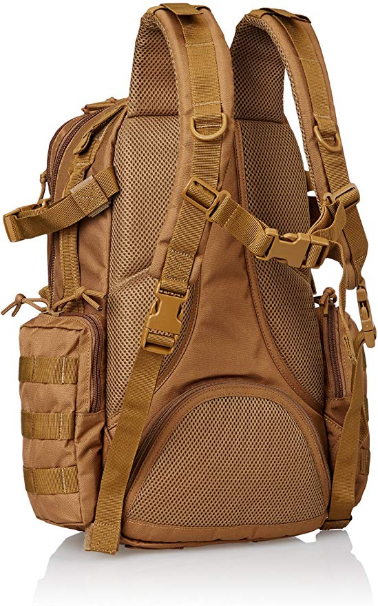 coyote tan circadian backpack