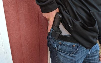 How To Keep Your Holster From Sliding