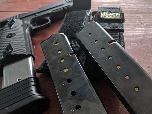 Concealed Carry An Extra Magazine: Is A Spare Mag Necessary?