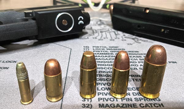 The Best Caliber For Concealed Carry