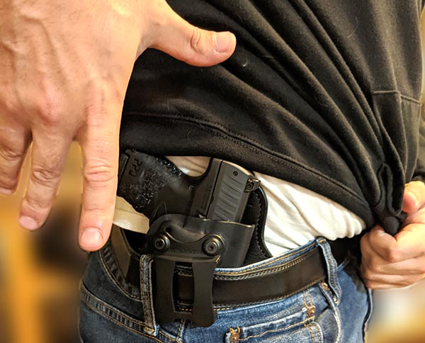 a guide to holster cant angle - the best cant and why