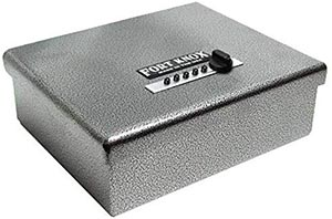 best mechanical pistol safe - fort knox 13.5 inch