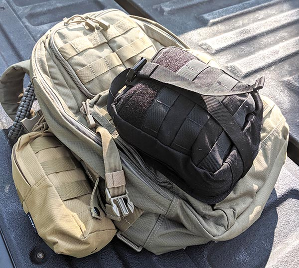 what size should your edc pack be?