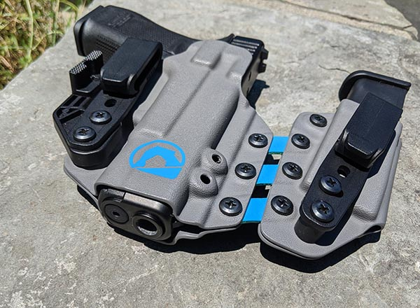black arch entrada holster review - feature