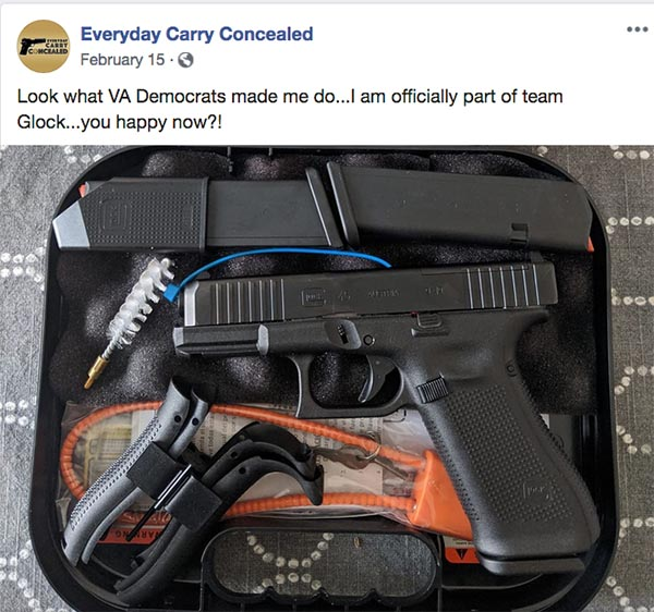 why I bought the black arch entrada appendix holster