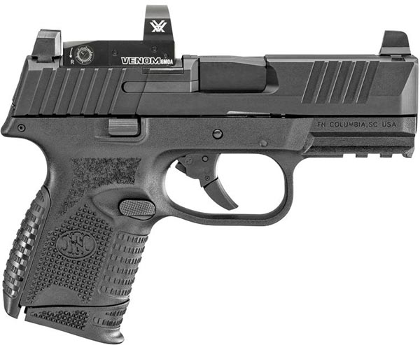 fn 509 with optic concealed carry handgun