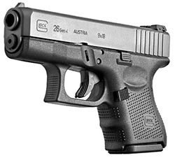 concealed carry handgun for small hands - glock 26 or glock 43