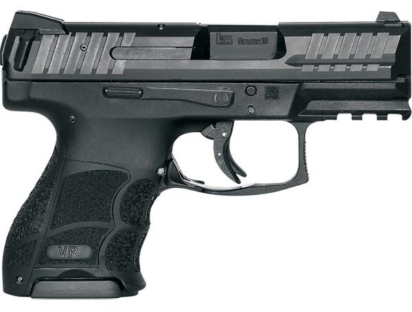subcompact concealed carry pistol for small hands - hk vp9 sk