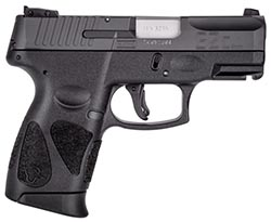 cheap concealed carry handgun for small hands Taurus Millenium