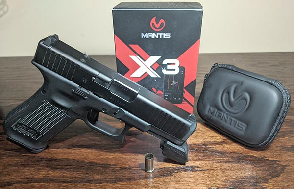 mantis x3 review: shooting performance system evaluation