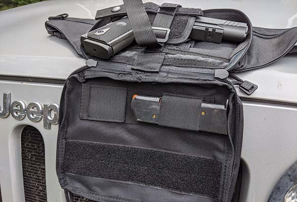 garrison grip fanny pack - largest concealed carry fanny pack