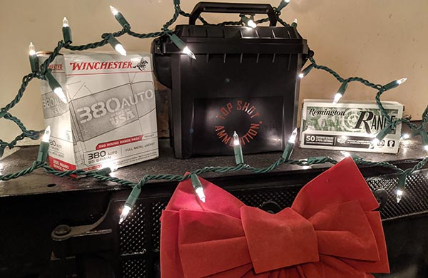 give the gift of ammunition this holiday season