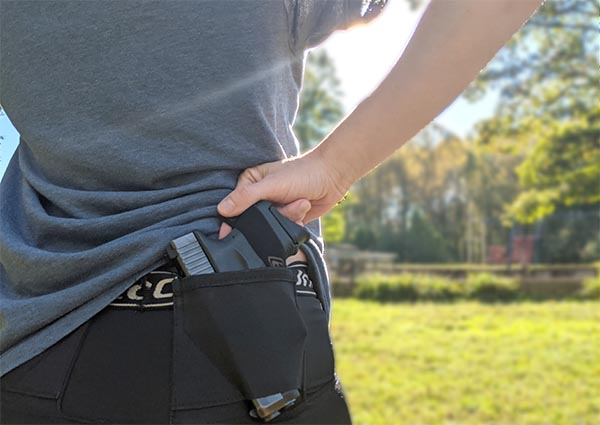best concealed carry shorts for walking