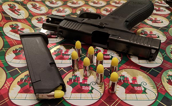 dummy rounds - stocking stuffer on a budget for a shooting enthusiast