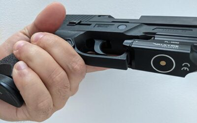 How Hard To Grip A Pistol
