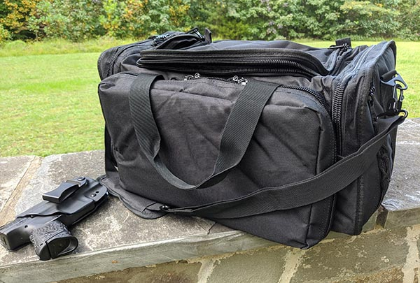 Osage River Tactical Range Bag: Bag Review
