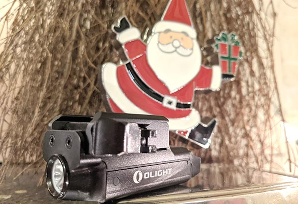 a pistol flashlight makes a great stocking stuffer for gun owners - ask santa!