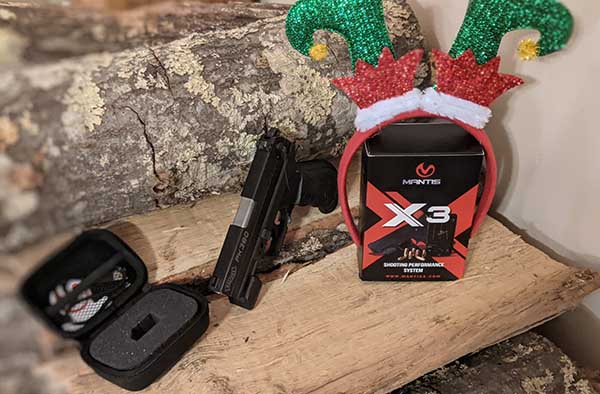 shooting aids as a stocking stuffer for gun enthusiasts