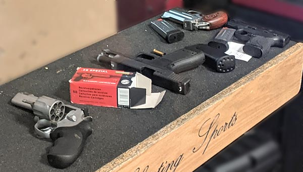 Quiz: Choose What Handgun Is Right For Me?