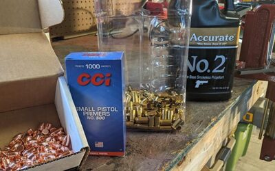 Cost Of Reloading 9mm Rounds vs. Buying Them