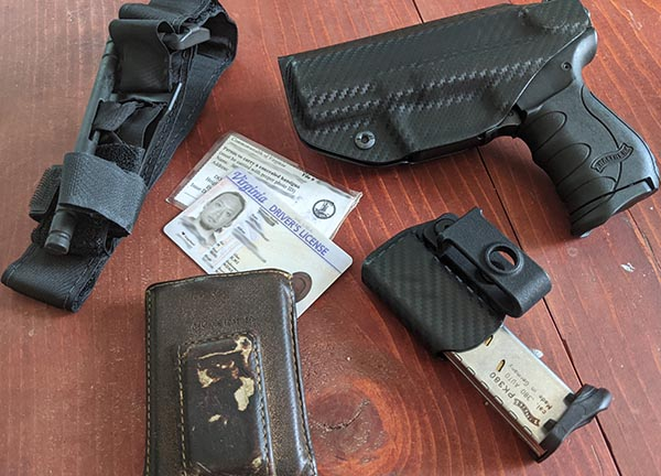 concealed carry essentials feature