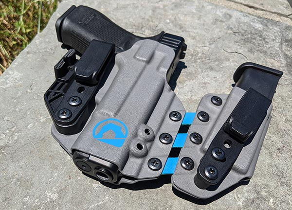 a quality holster is one of the concealed carry essentials