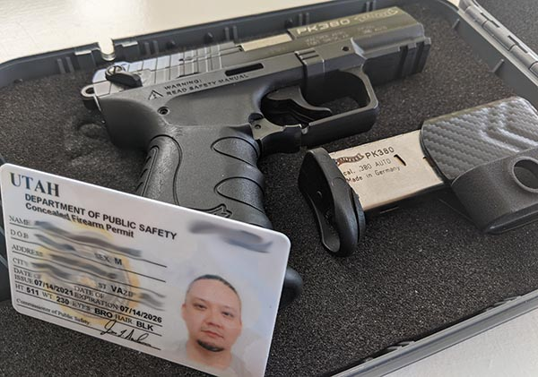 utah permit: state reciprocity is the best way to concealed carry in the most states