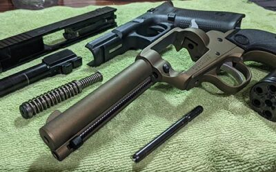 What Are The Parts Of A Handgun
