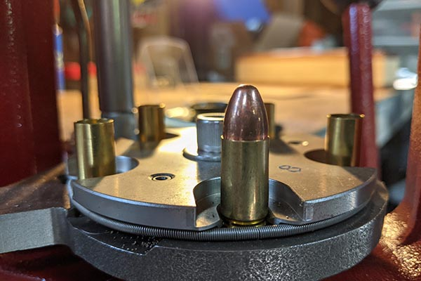learn about reloading presses